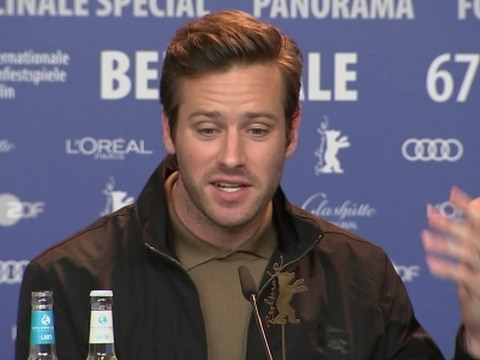 Armie Hammer's on-screen bond
