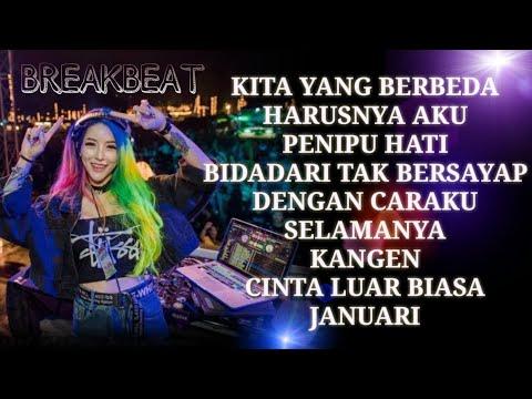 BREAKBEAT INDO 2019 DENGAN CARAKU - HARUSNYA AKU MIXTAPE TERBARU DJ FULL BASS
