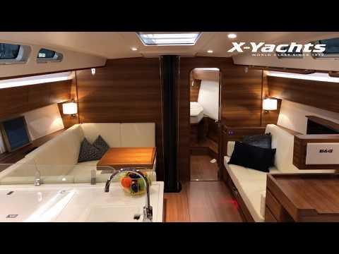 X-Yachts Xp 55 video