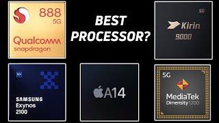 Silicon Wars: Snapdragon vs Exynos vs Apple vs Kirin vs MediaTek