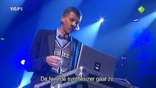 Stromae - Alors on danse HD - Ebba Awards 14-01-11