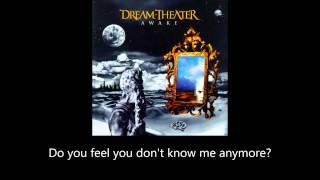 Dream Theater - Scarred (Lyrics)