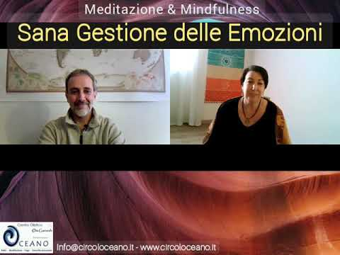Olisticmap - Sana Gestione delle Emozioni - Meditazione E Mindfulness