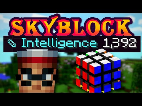 Solo Hypixel SkyBlock [42] How I got 1391 Mana for the Romero Rubix Prism