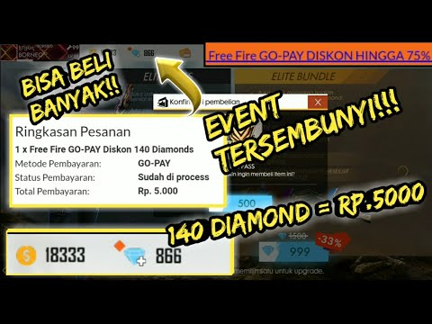 PROMO DISKON 75%   Cara Membeli Diamond Termurah Di Free Fire - Garena Free Fire Indonesia