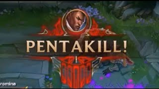 How to throw a game (Lucian Pentakill)