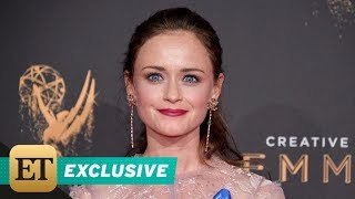 EXCLUSIVE: Alexis Bledel Tears Up Over Emotional First Emmys Win: Its All The Feelings!