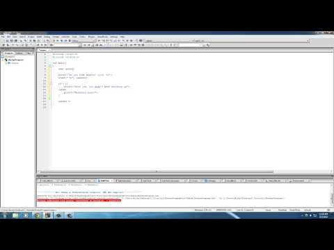 C Programming Tutorial – 22 – or