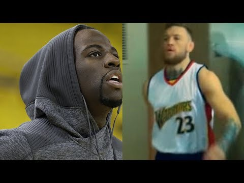 Draymond Green PISSED at Conor McGregor for Using His Jersey Number to Troll Floyd Mayweather