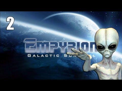 Empyrion - Mimozemská Past a První Nástroje - Díl 2. - [Nakashi]