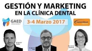 D. Ignacio Tomás - Curso GAED 3/4 de Marzo 2017