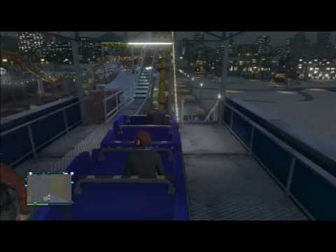 , title : 'GTA 5 Online Funny Moments - Rollercoaster Scream, Live Performence'