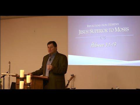 Jesus Superior to Moses - Harmony Church of Bartlett