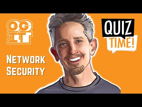 Network Security Quiz for CCNA - YouTube