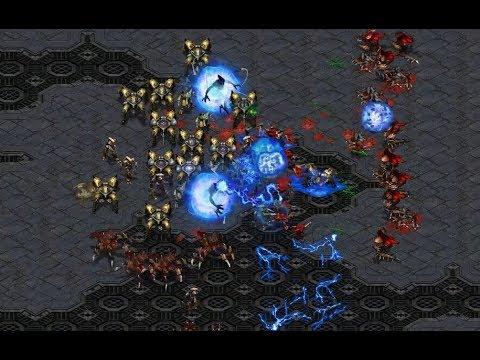 P - herO (Z) v Movie (P) on Circuit Breakers - StarCraft  - Brood War REMASTERED