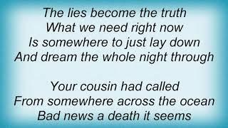 Josh Rouse - The Whole Night Through Lyrics