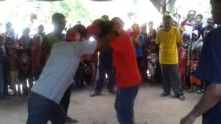 preview picture of video 'boxing kampung chicha menyabong'