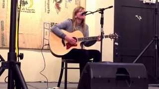 Jordin Baas live @ Copper Rock- the untitled 'new song'