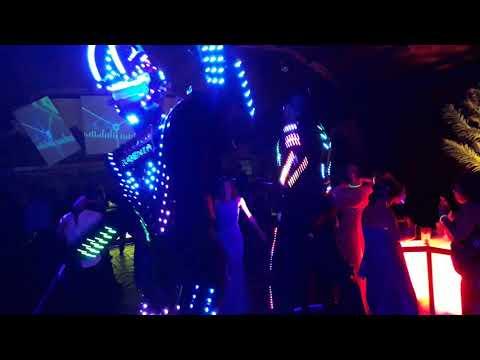 Robots Led para eventos