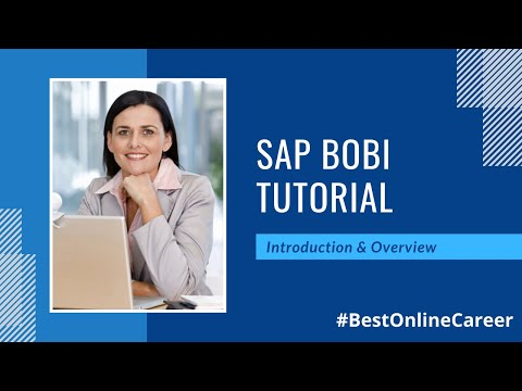 SAP BOBI Online Training Course | SAP Business Objects Business ...