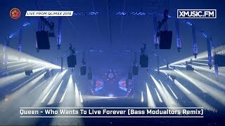 [LIVE] Queen - Who Wants To Live Forever (Bass Modulators Remix)