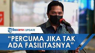 Politisi PKS Kritik Erick Thohir yang Minta Peneliti AstraZeneca Pulang ke Indonesia: Hanya Gimmick