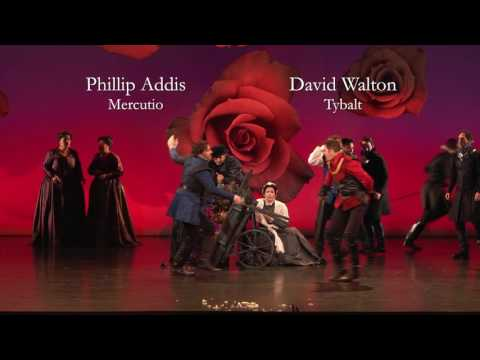 Tybalt in Gounod's ROMEO AND JULIETTE with Minnesota Opera, 