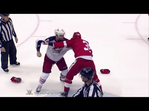 Anthony Mantha vs. Scott Hartnell