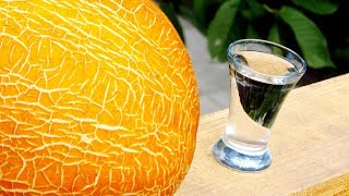 Рецепт самогона из дыни или армянская дынная водка