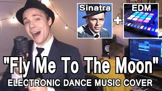 FRANK SINATRA EDM COVER! (Genre Switching Feat. Baasik)