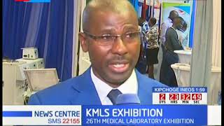 26TH Medical Laboratory Exhibition underway in Kisumu County