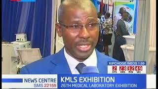 26TH Medical Laboratory Exhibition underway in Kisumu County