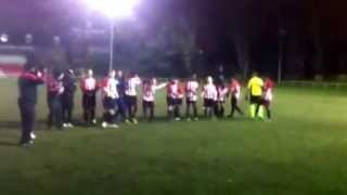 preview picture of video 'Clapton Ultras v Ilford'