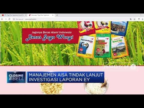 Manajemen AISA Tindak Lanjut Investigasi Laporan EY