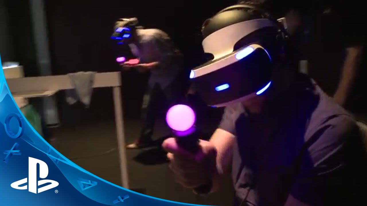 Nerd HQ: Play Star Wars Battlefront, Project Morpheus This Week