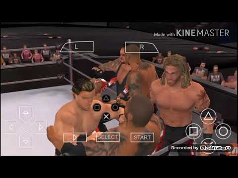 Download How to play and win 6 man battle royal in wwe 2k11 SVR in android HD Mp4 3GP Video and MP3