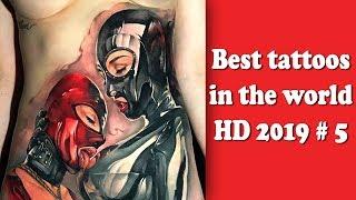 Best Tattoos In The World HD 2019 - Amazing Tattoo Design Ideas  Part  5