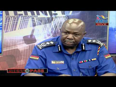 Press Pass: Mistrust associated with police