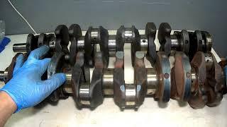 Установка турбины на двигатель BMW M50. Часть 1.Подготовка двигателя.
