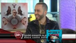 Yandel Habla Del Xq Ya No Esta  Con Wisin
