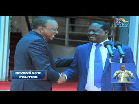 Rewind 2018: 2022 succession politics have dominated political debate