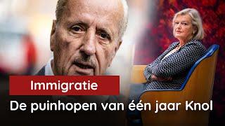 "Hiddema vs Knol (VVD): ""Motie van treurnis voor één jaar puinhoop!"""