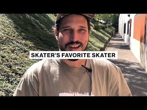 Skater's Favorite Skater | Fred Gall | Transworld Skateboarding