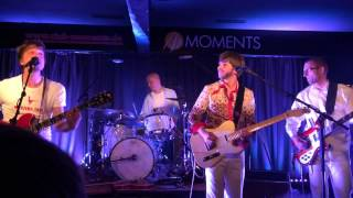 "The Fairies ""It's All Too Much"", Bremen 06.12.2014, Beatles Cover"