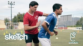 #ElOtroLado - Soccer School - Enchufe.tv