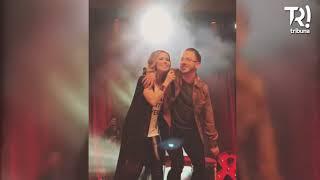 Sandy & Junior Cantam Juntos De Novo Em Show Da Cantora Em São Paulo