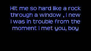 "Video thumbnail of ""Jana Kramer Whiskey (Lyrics)"""