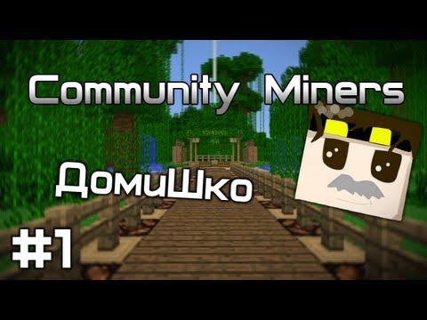CMiners #1 - ДомиШко