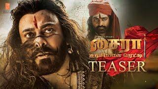 Sye Raa Narasimasha Reddy - Official Tamil Teaser