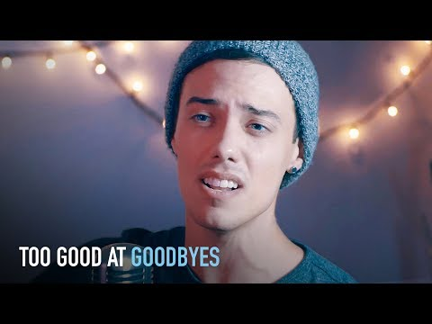 SAM SMITH - Too Good At Goodbyes (Cover by Leroy Sanchez)